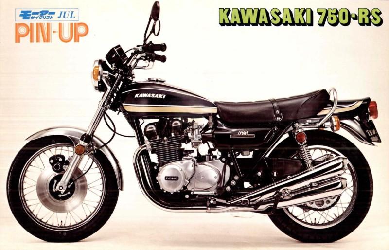 Z2a  1975  - Kawasaki Z2